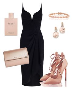 """""""İn the night💎"""" by zeyneeepkoca on Polyvore featuring moda, Zimmermann, Givenchy, BillyTheTree, Bling Jewelry ve Gucci"""