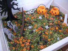 Halloween Sensory Idea