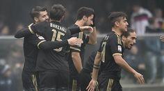 Chievo - Juventus 0 -4 - anno 2016
