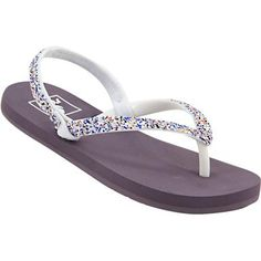 3175f8f247fe5 Reef Little Stargazer Sandals - Girls Funfetti (Xavierra loves these)  Supportive Sandals