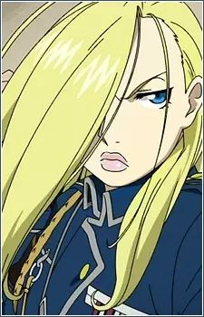 005 Major General Olivier Mira Armstrong. Col. Armstrong's