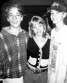 T.J. Fantini, Britney Spears and Justin Timberlake