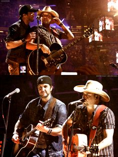 I'm loving this <3 ;) Luke Bryan and Jason Aldean, two men that never have bad looking days