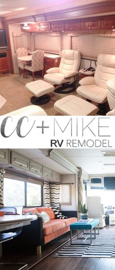 Millers Flip that RV - RV remodel, RV before and after, RV travel, family RV travel