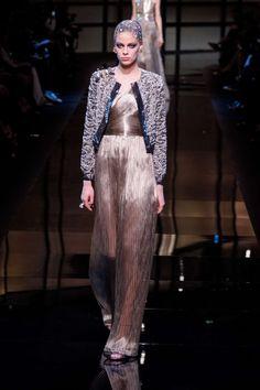 Giorgio Armani Privé Printemps/Eté 2014, Haute Couture - Défilés (#17419)