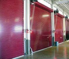 Easy Basic Maintenance for Roll up Garage Door — Pixy Home Decor Brown Garage Door, Roll Up Garage Door, Roll Up Doors, House Front Door, Garage Doors, Front Door Paint Colors, Painted Front Doors, Double Hung Windows, Windows And Doors