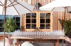 style me pretty - real wedding - usa - california - santa ynez wedding - roblar winery - reception decor - bar