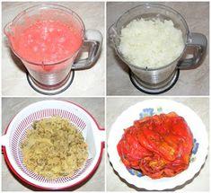 Ingrediente zacusca de vinete Grains, Rice, Food, Essen, Meals, Seeds, Yemek, Laughter, Jim Rice
