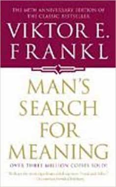The book begins with a lengthy, and moving essay about Frankl's imprisonment in Auschwitz and other concentration camps for five years, and his struggle to find reasons to live. The second part; 'Logotherapy in a Nutshell,' describes the psychotherapeutic method that Frankl pioneered as a result of his time in concentration camps. Freud believed that sexual instincts were the driving force of humanity's life; Frankl, believes that man's deepest desire is to search for meaning and purpose.