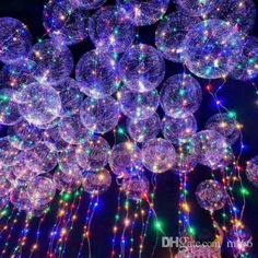 18 Inch Luminous Led Balloons Transparent Balloons With Led Strip Birthday Party Decorations Wedding Christmas Gift. Category: Home & Garden. Product ID: Light Up Balloons, Clear Balloons, Balloon Lights, Colourful Balloons, String Lights, Air Balloon, Latex Balloons, Bubble Balloons, Neon Lights Party