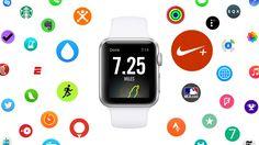 Apple Watch - Fitness Apps