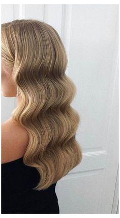#wavy #hair #care #tips #wavyhaircaretips Summer Hairstyles, Pretty Hairstyles, Wig Hairstyles, Wedding Hairstyles, Princess Hairstyles, Wavy Hair Care, Hair Care Tips, Curly Hair Styles, Blonde Babys