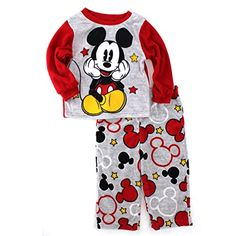 Mickey Mouse Baby Toddler Red Fleece Pajamas (12M) Disney http://www.amazon.com/dp/B00R3C4BLM/ref=cm_sw_r_pi_dp_FpmVvb0E3KG0A