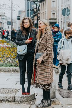 MILAN FALL 18/19 STREET STYLE II | Collage Vintage