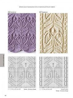 260 Knitting Pattern Book by Hitomi Shida — Yandex. Lace Knitting Stitches, Cable Knitting Patterns, Knitting Books, Knitting Charts, Knit Patterns, Stitch Patterns, Crochet Diagram, Crochet Motif, Pattern Books