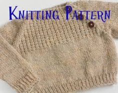 Image result for childs coat knitted