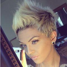 12 superstoere kapsels voor vrouwen met kort haar