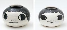 Yoshitomo Nara's 'Ceramic Works' at Tomio Koyama Gallery