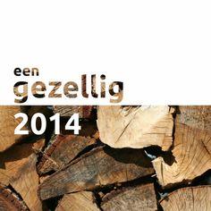 Nieuwjaarskaarten - 2014 - gezellig