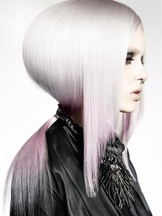 Company: Hooker & Young  BRITISH HAIRDRESSER OF THE YEAR NOMINEE COLLECTION  Hair: Gary Hooker & Michael Young, Hooker & Young