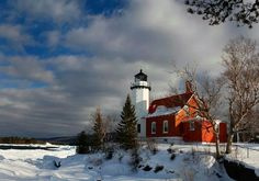 Photo by Mike Crowley...lighthouse