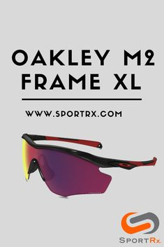 309199b5a10 Shop the Oakley M2 Frame XL online at SportRx. Available in prescription.  Home Run