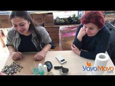 Teraryum Su Jeli Kullanarak Minyatür Şelale Yapımı - YouTube