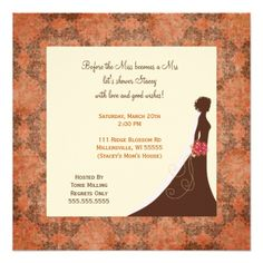 ReviewBridal Shower Invitations Fall Wedding Rust CreamIn our offer link above you will see