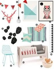 Résultats de recherche d'images pour « little gatherer Girl Room, Baby Room, Room To Grow, Kids Decor, Kids Bedroom, Urban Outfitters, Baby Kids, Room Decor, Nursery