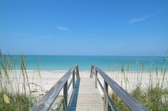 Longboat Key.  My favorite beach in Florida.