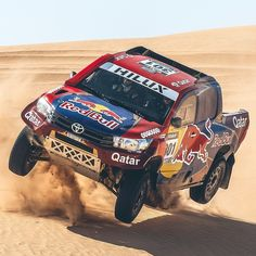 Toyota Hilux - Rally Dakar 2017 Por Roberto Nasser / Coluna de Carro por Aí Nasser Saleh Nasser Abdullah Al-Attiya 46 do Qatar um dos pilotos de ponta nos rallyes de longa duração e esforços extremos conduzirá um Toyota com base HiLux na versão do Rally Dakar agora realizado no Cone Sul. Nasser ou Saleh como gosta de ser chamado é um vencedor. Aos 46 anos primo irmão do Emir do Qatar e direito ao tratamento de Sheik tem patrocínio da empresa aérea do país e considerado seu maior divulgador…