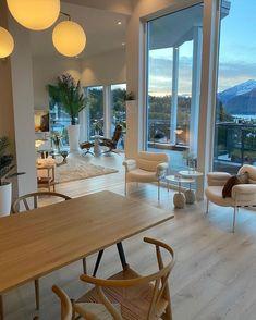 Interior Exterior, Home Interior Design, Interior Architecture, Dream Home Design, My Dream Home, Dream Apartment, Aesthetic Room Decor, Home And Deco, House Rooms