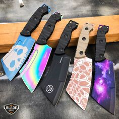 S-TEC Tactical Full Tang Combat Military Fixed Blade Hunting Knife w/ Sheath Pretty Knives, Cool Knives, Knives And Swords, Sara Anderson, Knife Aesthetic, Armas Ninja, Mode Kawaii, Trench Knife, Best Pocket Knife