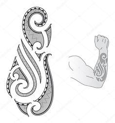 new zealand maori tattoos arm bands Maori Tattoos, Maori Tattoo Frau, Maori Tattoo Meanings, Maori Symbols, Hawaiianisches Tattoo, Samoan Tribal Tattoos, Marquesan Tattoos, Tattoo Motive, Body Art Tattoos