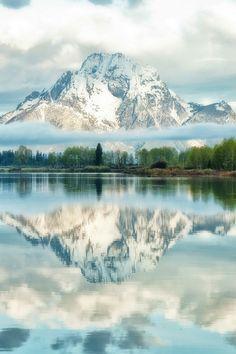 The wild splendor of Wyoming, USA.