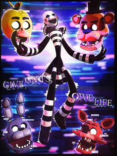 Explore the Fnaf collection - the favourite images chosen by EllistandarBros on DeviantArt. Freddy S, Five Nights At Freddy's, Baby Pop, Chuck E Cheese, Fnaf Characters, Fnaf Drawings, Fanart, Happy Anniversary, Low Key