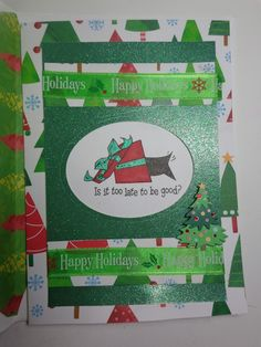 #christmascard #card #papercrafting #cardmaking #stamping #winter #christmas #dog