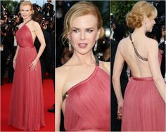 Nicole Kidman Lanvin Dress.