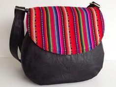 Super Cool Peruvian Manta Handbag