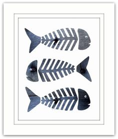 Modern+Art+Print+Fish+Art+Print+Art+for+Home+Fish+by+BeekDesign,+$15.00