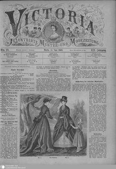 87 - Nro. 23. 15. Juni - Victoria - Seite - Digitale Sammlungen - Digitale Sammlungen