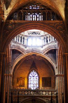 Barcelona, Catedral Gotica