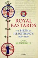 Royal Bastards by Sara McDougall