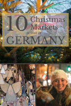 Christmas Market season is right around the corner. Check out some great markets in southwestern Germany you shouldn't miss! | Submerged Oaks