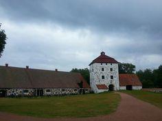 Hovdala slott, Skåne.  Near Hässleholm.