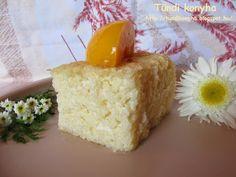 Tündi konyha: Rizsfelfújt (Rizskoch) Dairy, Cheese, Food, Essen, Meals, Yemek, Eten