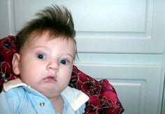 Crazy Hair Baby.