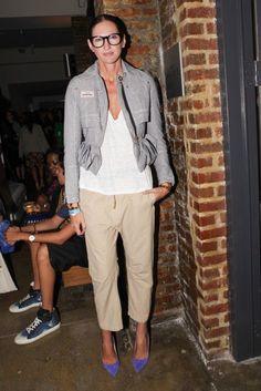 Style Inspiration: NYFW Street Style