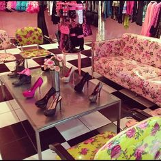 Betsey Johnson store