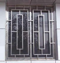 Mild Steel Window Grill Design Window Grill Design In 2019